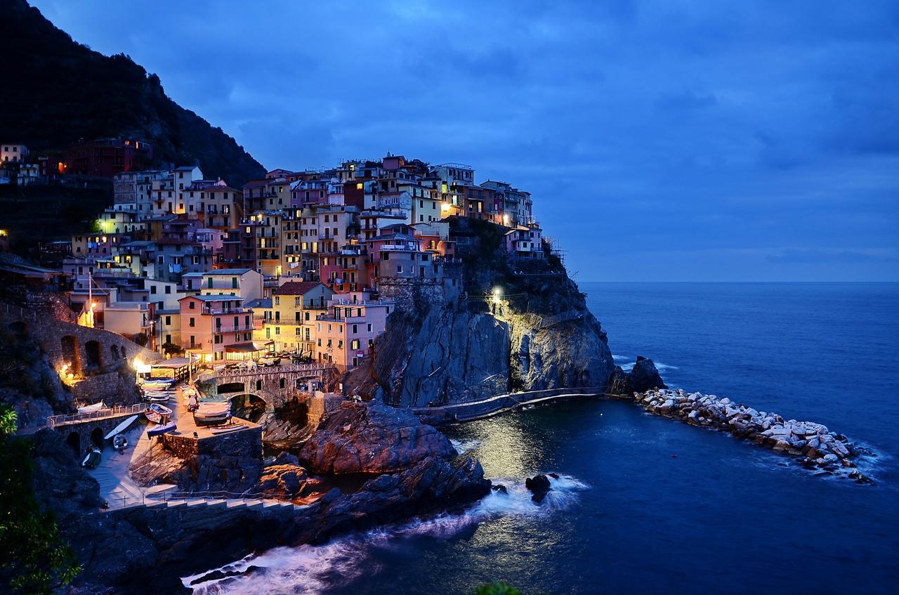 italia per le vacanze
