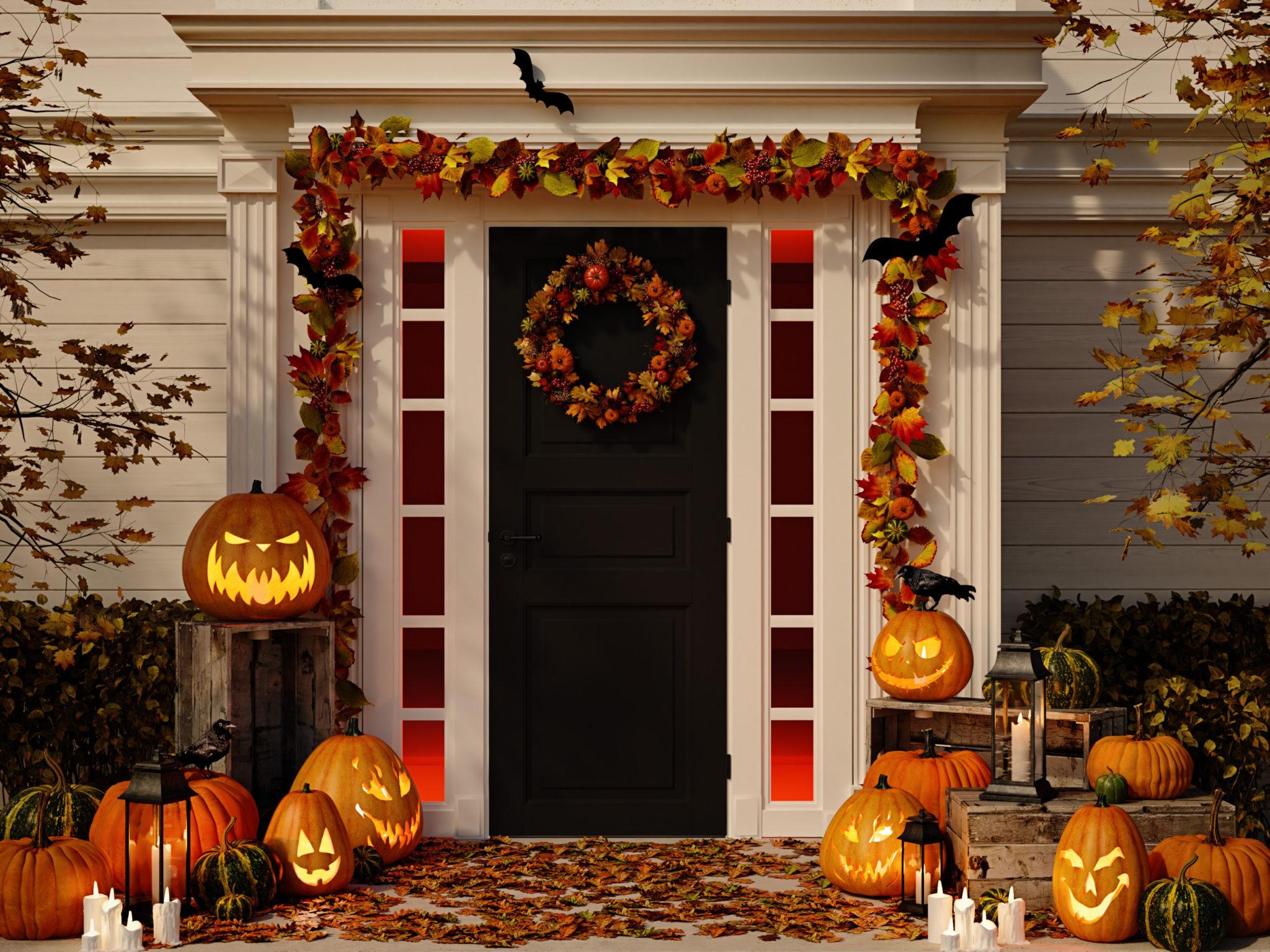 Dolcetto O Scherzetto Halloween.Dolcetto O Scherzetto Con La Casa Non Si Scherza Neanche Ad Halloween
